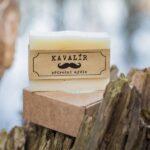 české mýdlo - mýdlárna Nežárka - přírodní mýdlo Kavalíř
