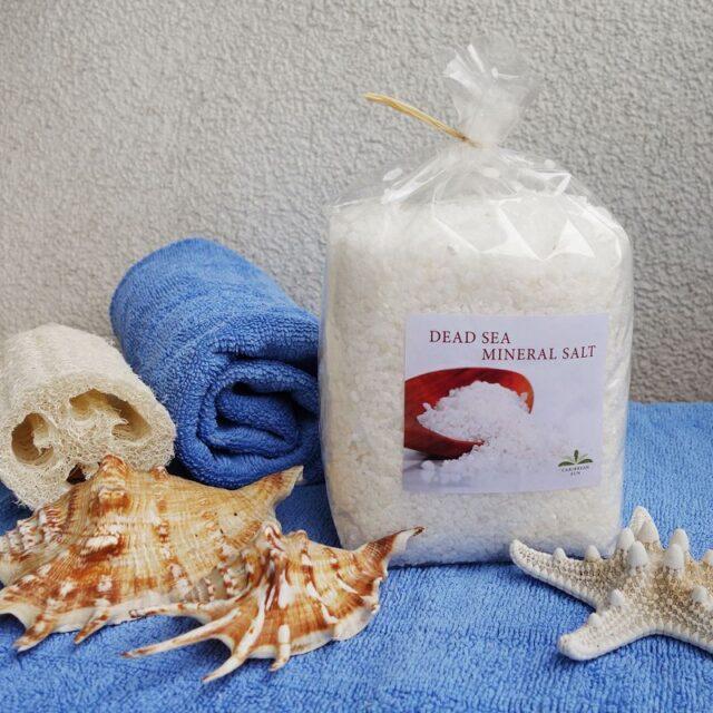 Sůl z Mrtvého more 1kg