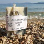 mýdlo s mořskou solí, výrobce Farní mýdlárna Volfartice